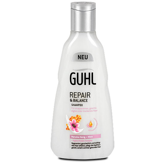 guhl repair balance shampoo shampoo im dm online shop. Black Bedroom Furniture Sets. Home Design Ideas