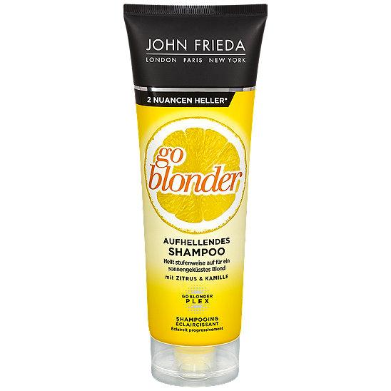 john frieda blonde shampoo how to use