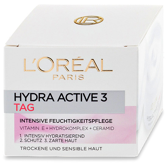 loreal hydra active 3 tag cloudpremium. Black Bedroom Furniture Sets. Home Design Ideas