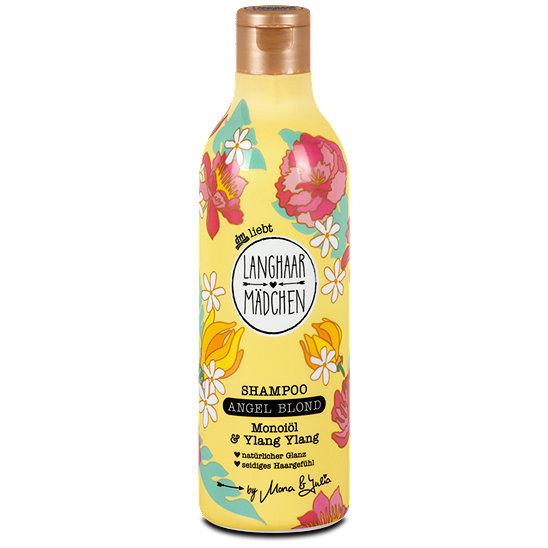 Langhaarmädchen Angel Blond Shampoo Monoiöl Ylang Ylang