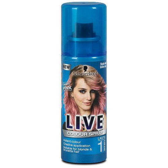 Live Colour Spray - Candy Pink - Tönung, Sale im dm Online Shop