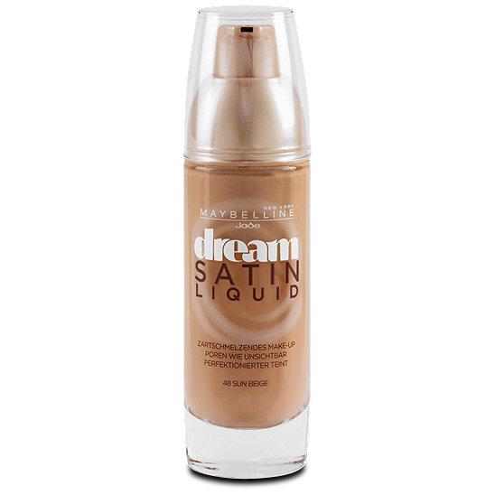 maybelline dream satin liquid make up   make up im dm
