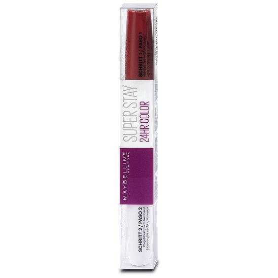 Maybelline Superstay 24H Color Lipstick 640 Nude Pink 1 EA
