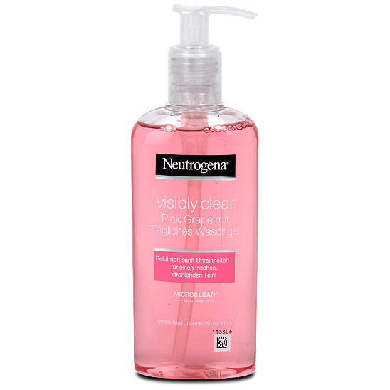 Neutrogena Visibly Clear Waschgel : neutrogena visibly clear t gliches waschgel pink grapefruit ~ Avissmed.com Haus und Dekorationen