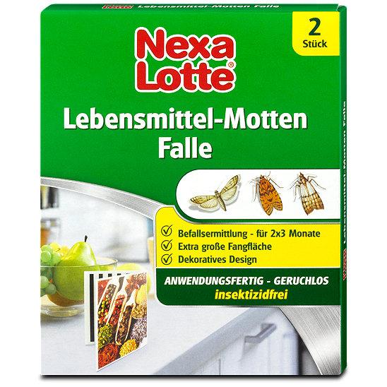 Nexa Lotte Lebensmittel Motten Falle Motten Im Dm Online Shop