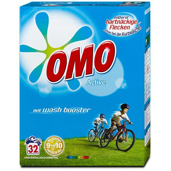 omo active waschpulver waschmittel im dm online shop. Black Bedroom Furniture Sets. Home Design Ideas