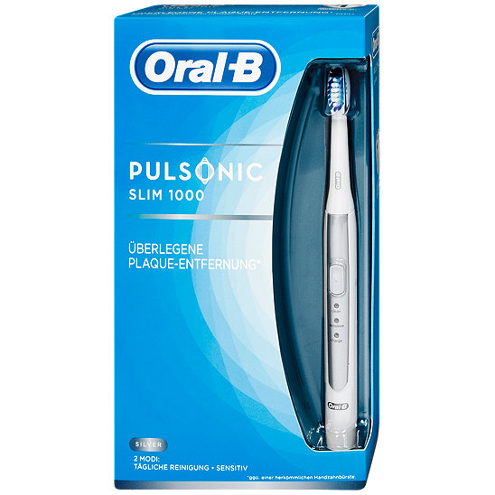 oral b pulsonic slim elektrische zahnb rste zahnb rsten. Black Bedroom Furniture Sets. Home Design Ideas