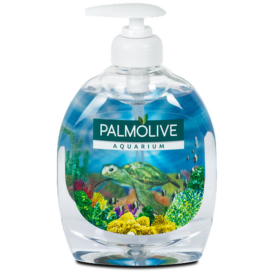 palmolive aquarium fl ssigseife seifen im dm online shop. Black Bedroom Furniture Sets. Home Design Ideas