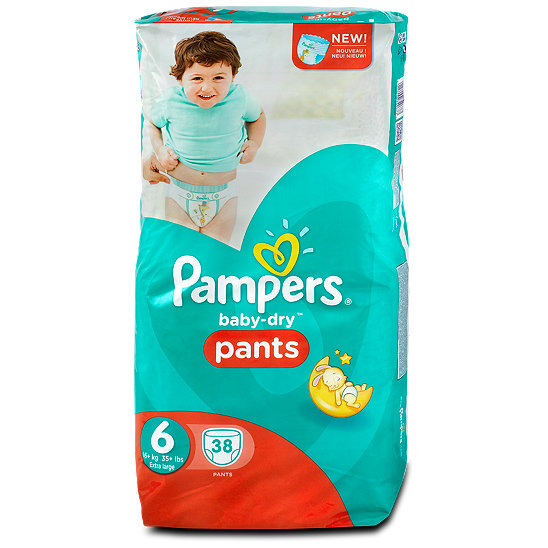 pampers windeln 6