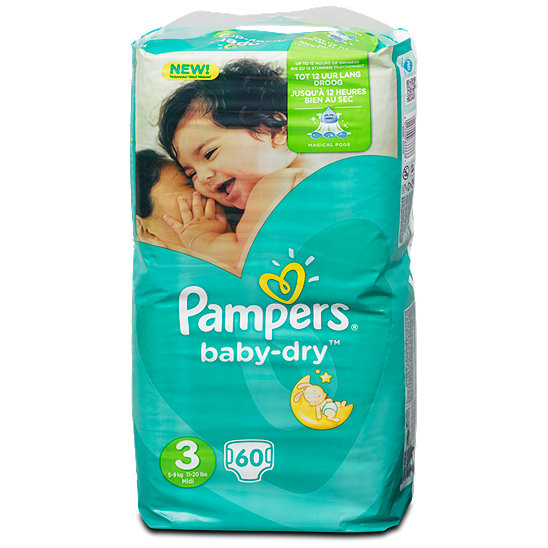pampers baby dry gr 3