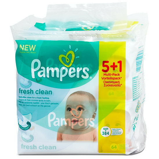 pampers feuchttücher sensitive