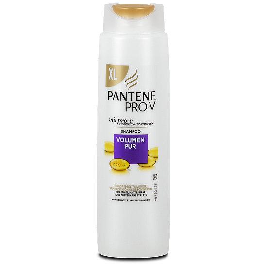 pantene pro v shampoo volumen pur shampoo im dm online shop. Black Bedroom Furniture Sets. Home Design Ideas