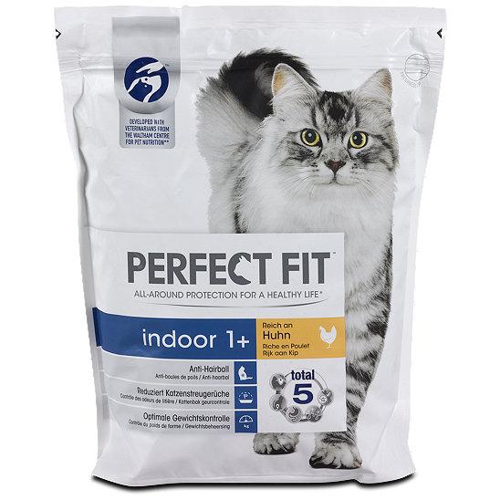 Perfect Fit Indoor 1 Katzenfutter Reich An Huhn
