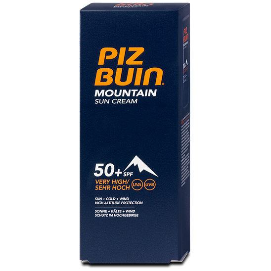 piz buin mountain sonnencreme lsf 50 sonnencremen. Black Bedroom Furniture Sets. Home Design Ideas