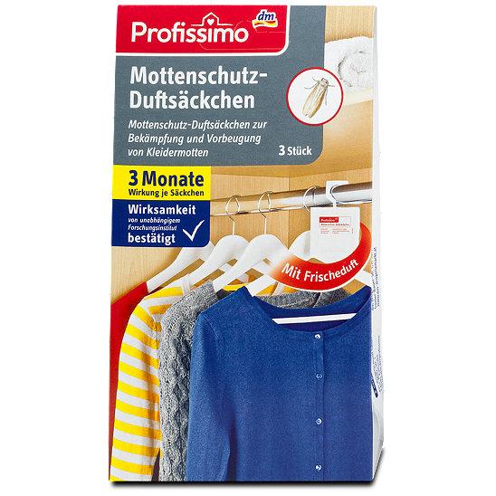 Profissimo Mottenschutz Duftsackchen Motten Im Dm Online Shop