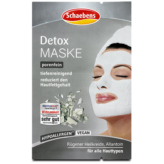 schaebens reinigende detox maske masken im dm online shop. Black Bedroom Furniture Sets. Home Design Ideas
