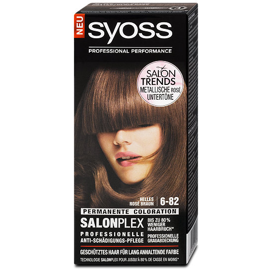 Haarfarbe Syoss Syoss Color Classic Permanente
