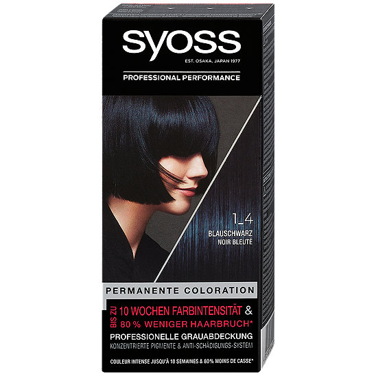 syoss professional performance