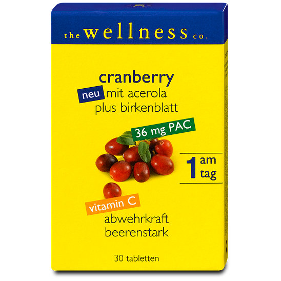 the wellness co cranberry tabletten. Black Bedroom Furniture Sets. Home Design Ideas