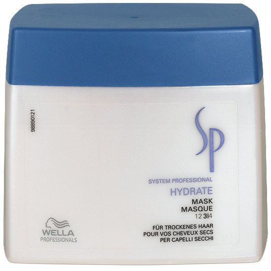 wella professionals sp hydrate mask haarkur kur